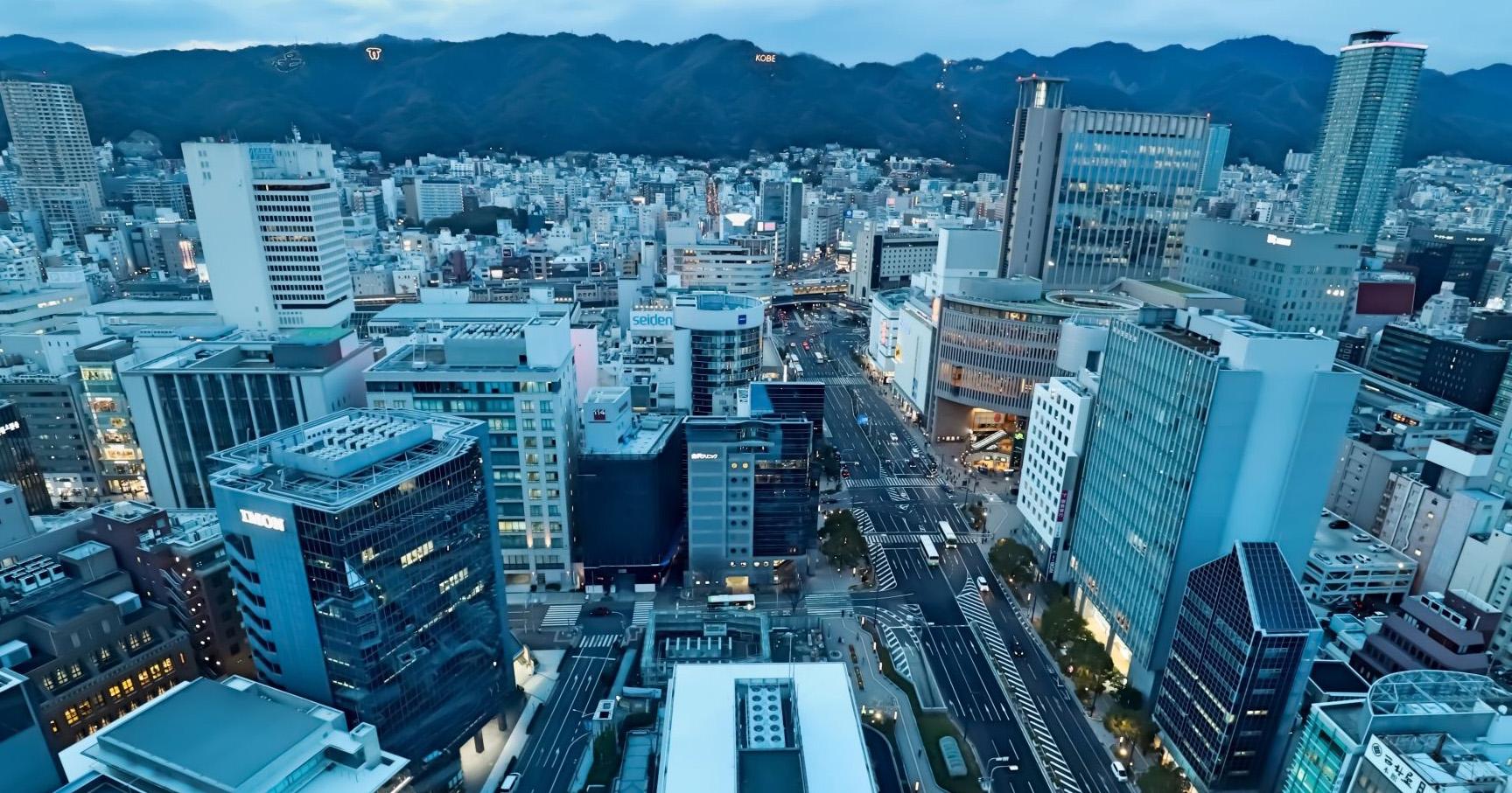 中央区で人気のエリアは三宮駅・元町駅・神戸駅・ハーバーランド駅周辺です。