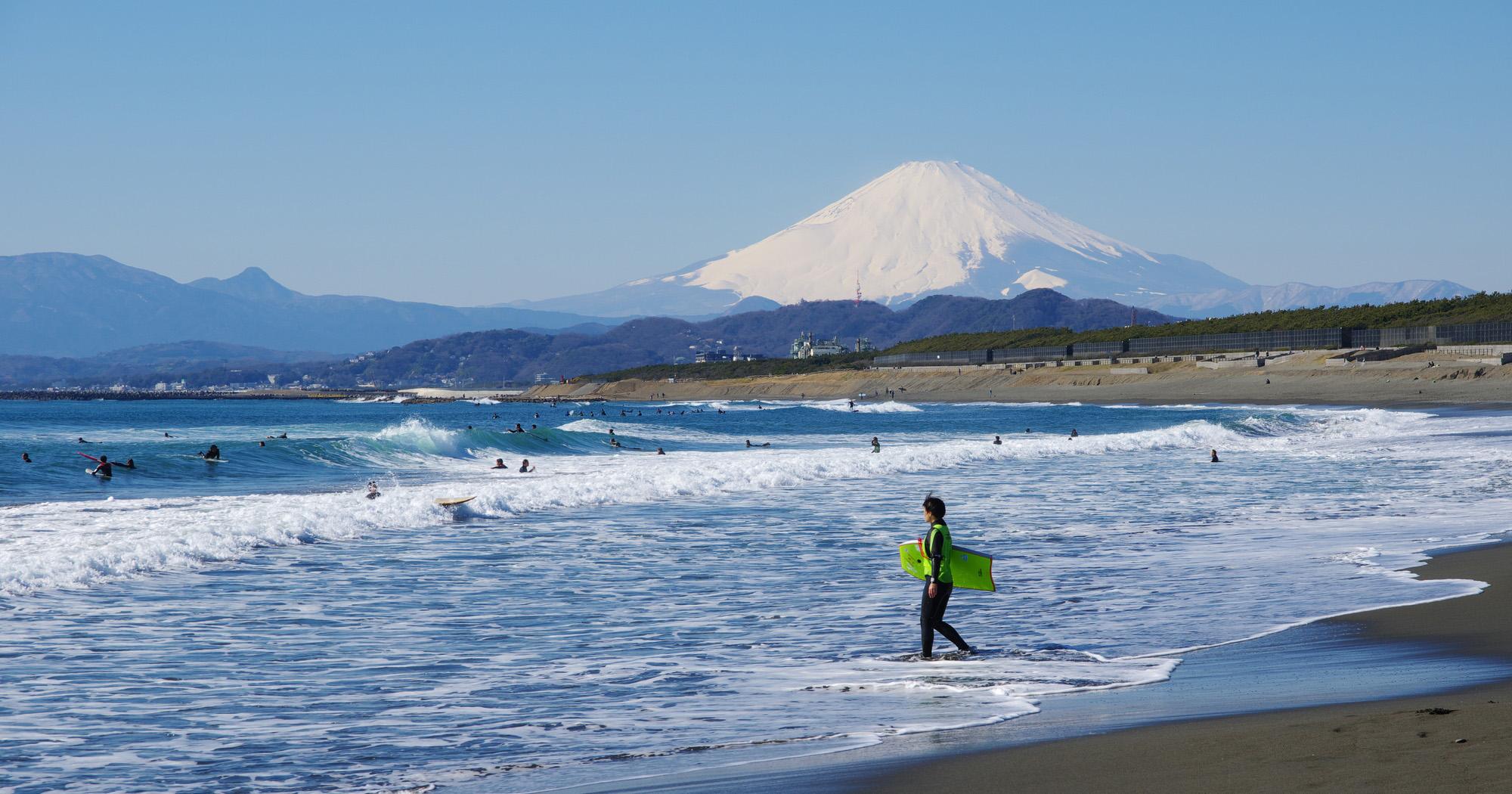 湘南ブランドと都心部への利便性が強みである神奈川県茅ヶ崎市。